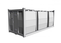 storage container<br />single walled<br />(10 ft. - 40 ft.)