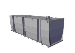 storage tank<br />double-walled<br />(9.000 L - 50.000 L)